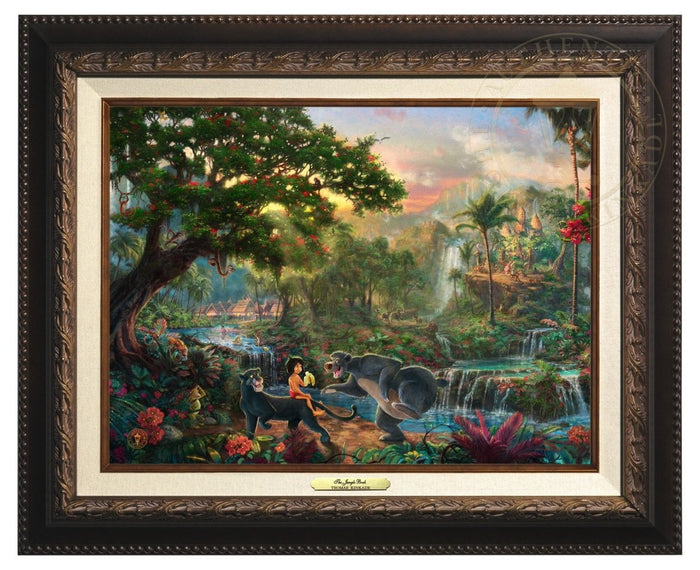 The Jungle Book - Canvas Classics