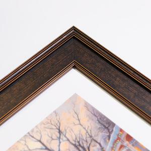 Gallery Bronze -  Frame Sample