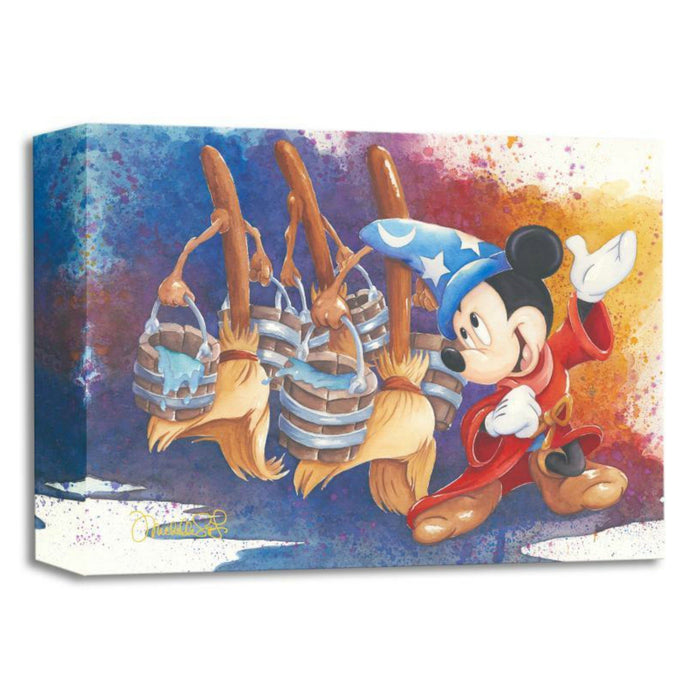 Magical March - Disney Treasures On Canvas
