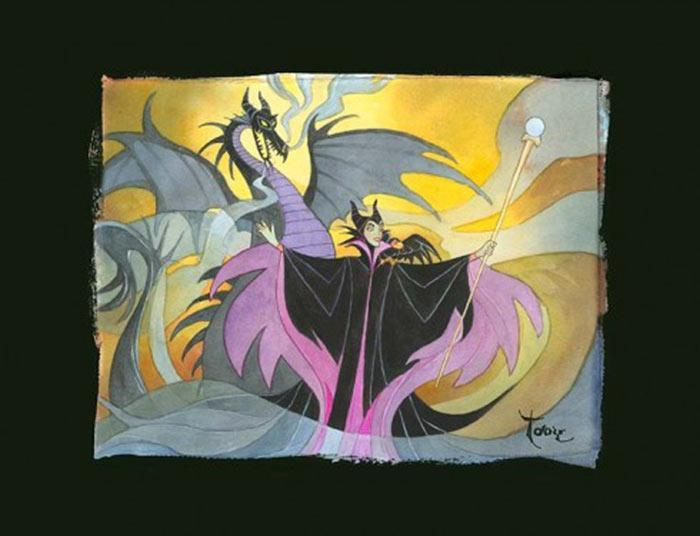 Maleficent - Disney Limited Edition