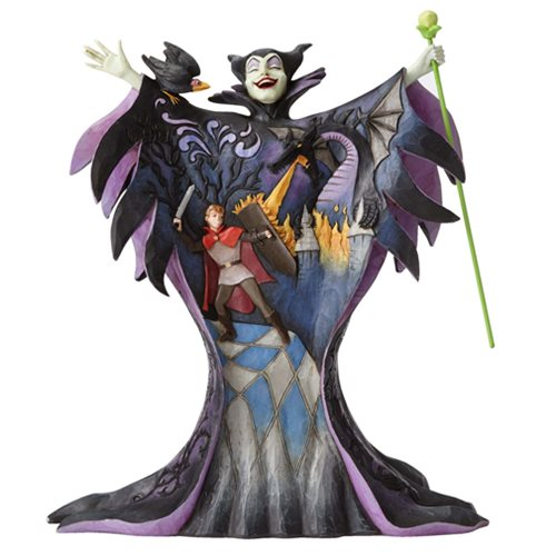 Malevolent Madness - Disney Figurines