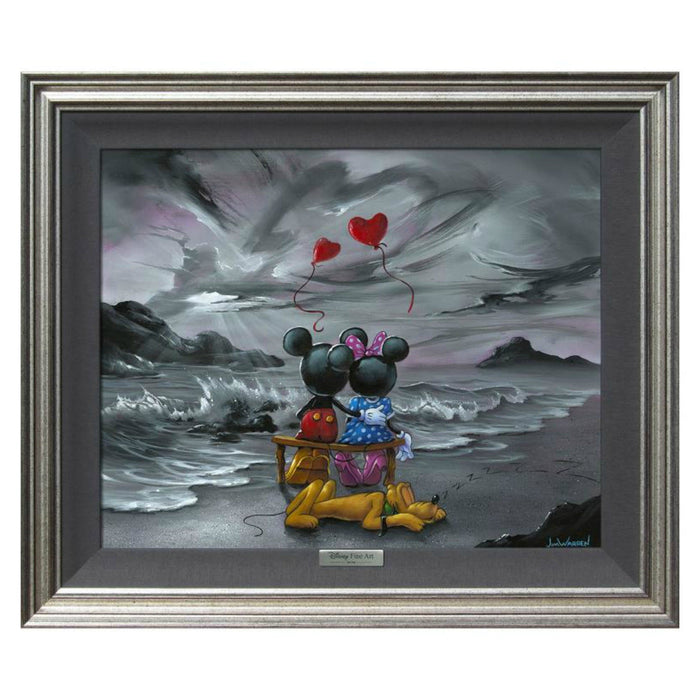 Mickey and Minnie Forever Love - Disney Silver Series