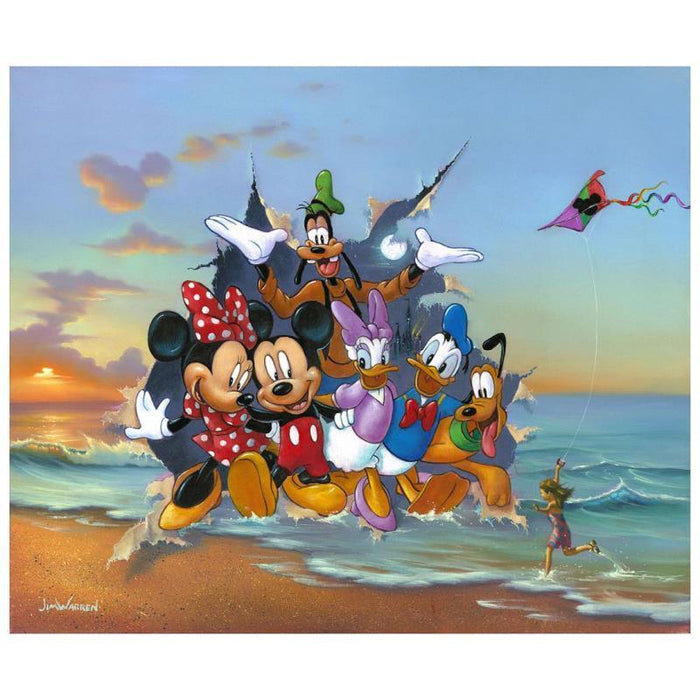 Mickey and the Gang's Grand Entrance - Disney Limited Edition