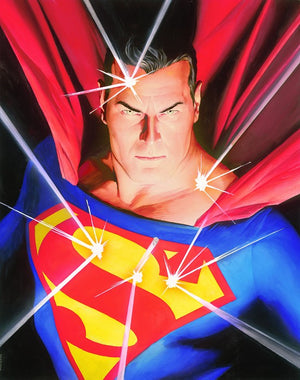 Mythology: Superman - DC Comics Art