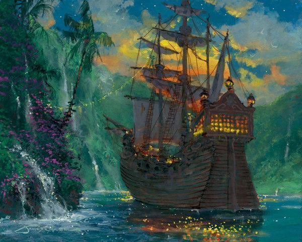 Neverland Bay - Disney Limited Edition