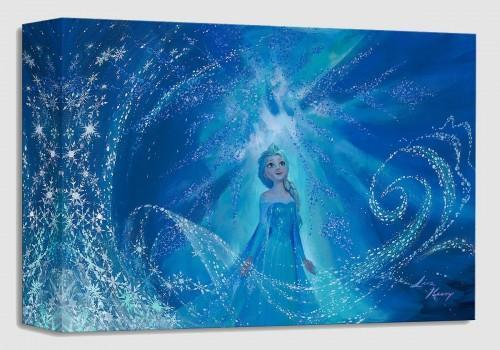 One With the Wind and Sky - Disney Treasures On Canvas