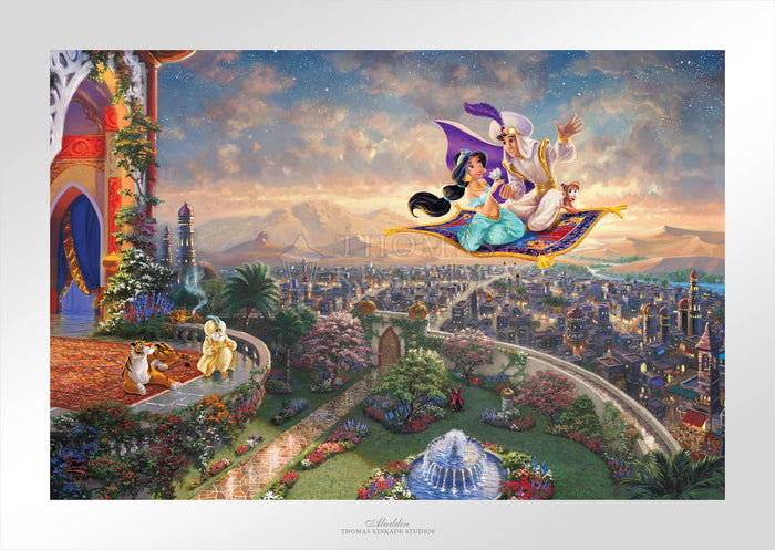 Aladdin - Limited Edition Paper
