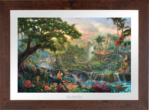 The Jungle Book - Limited Edition Paper