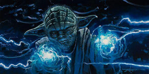 Yoda, and the light force.