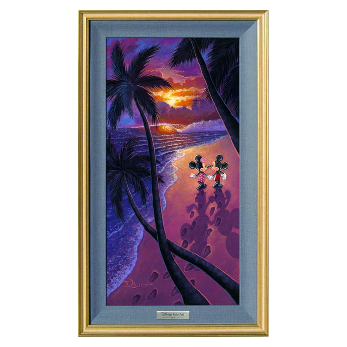Sunset Stroll - Disney Silver Series