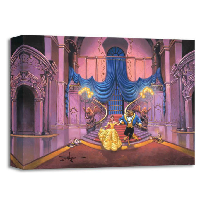 Tales as Old as Time - Disney Treasures On Canvas