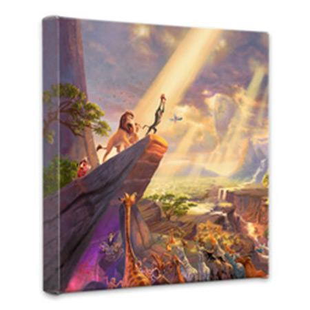 The Lion King - Gallery Wrap Canvas