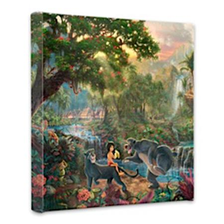The Jungle Book - Gallery Wrap Canvas