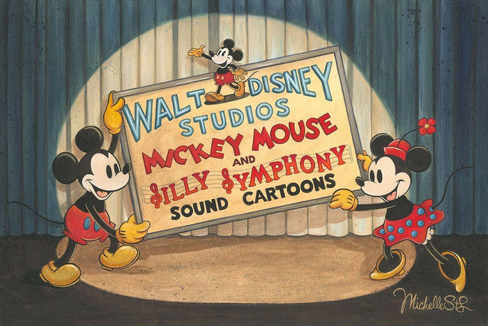 The Studio that Mice Built - Disney Limited Edition