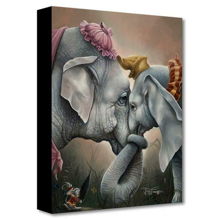 Together at Last - Disney Treasures on Canvas