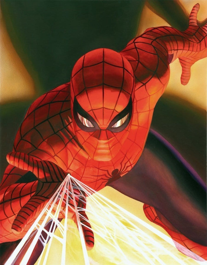 Visions:  Spider-Man - Marvel Art