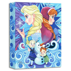 We Only Have Each Other - Disney Treasures On Canvas
