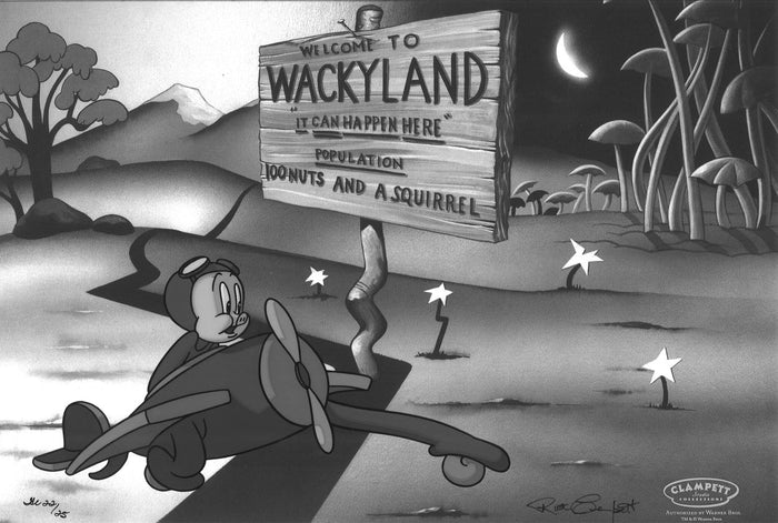 Welcome to Wackyland