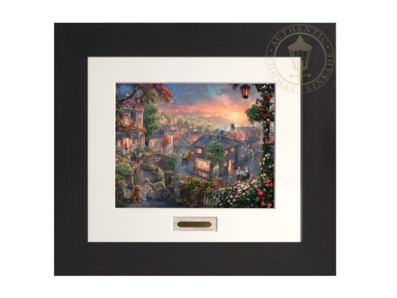 Thomas Kinkade Disney Art Modern Home Collection