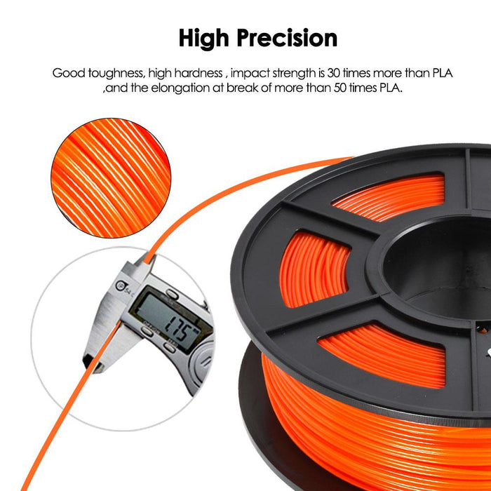 Best Selling 3 Rolls of PETG 1.75mm Filament 3kg/6.6lbs ,Fit Most FDM 3D Printer - SunLu 3D
