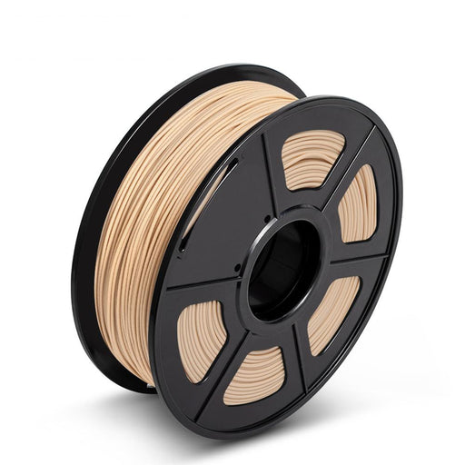 Wood 1.75mm Filament 1kg/2.2lbs - SunLu 3D Printer Filament