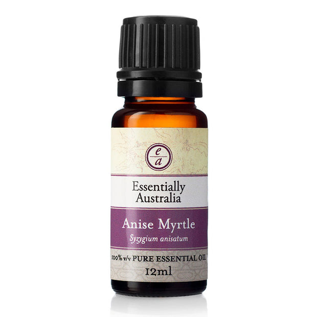 Essentially Australia Aniseed Myrtle Essential Oil 12ml