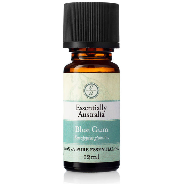 Essentially Australia Australian Blue Gum Essential Oil 12ml