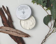 Peppermint and White Cacao Whipped Body Butter
