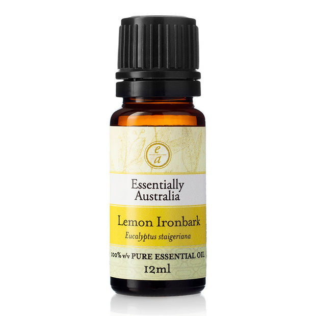Essentially Australia Eucalyptus Lemon Ironbark Essential Oil