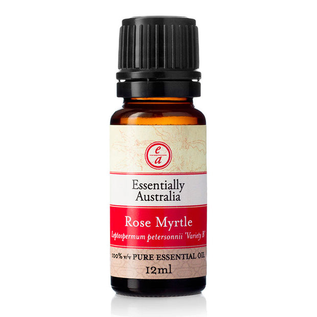 Essentially Australia Rose Myrtle essential oil 12ml