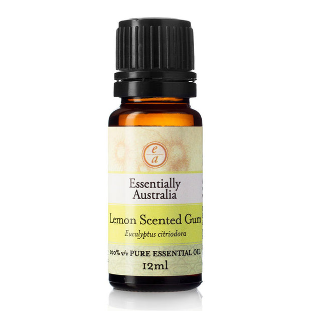 Essentially Australia Eucalyptus Lemon Scented Gum Essential Oil