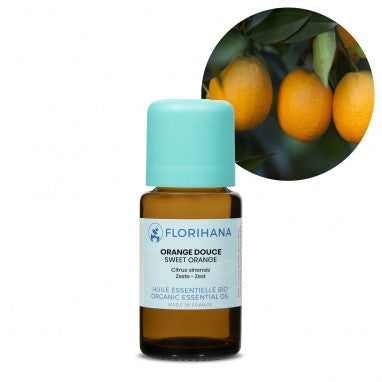 Florihana Organic Sweet Orange 15g