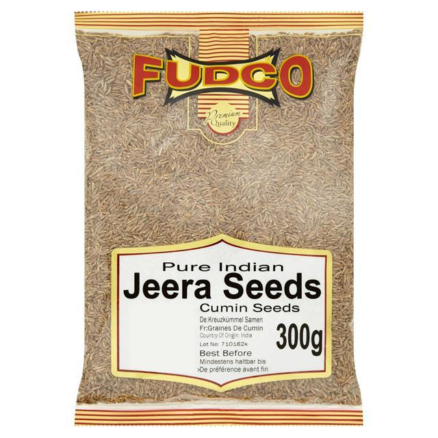FUDCO JEERA OR CUMIN SEEDS 300G