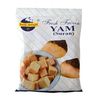DAILY DELIGHT FROZEN YAM (SURAN) 400G