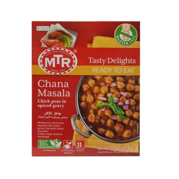 MTR READY TO EAT CHANA MASALA 300G