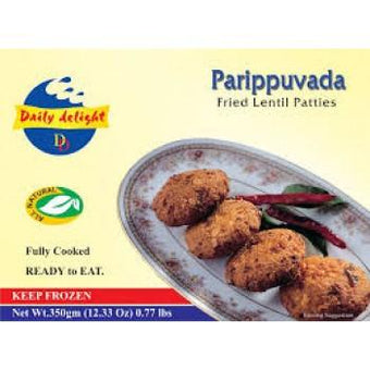DAILY DELIGHT FROZEN  PARUPPU VADA 300G
