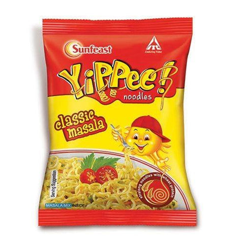 YIPPEE CLASSIC MASALA NOODLES 70G