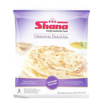 SHANA FROZEN ONION PARATHA 400G (5PCS)