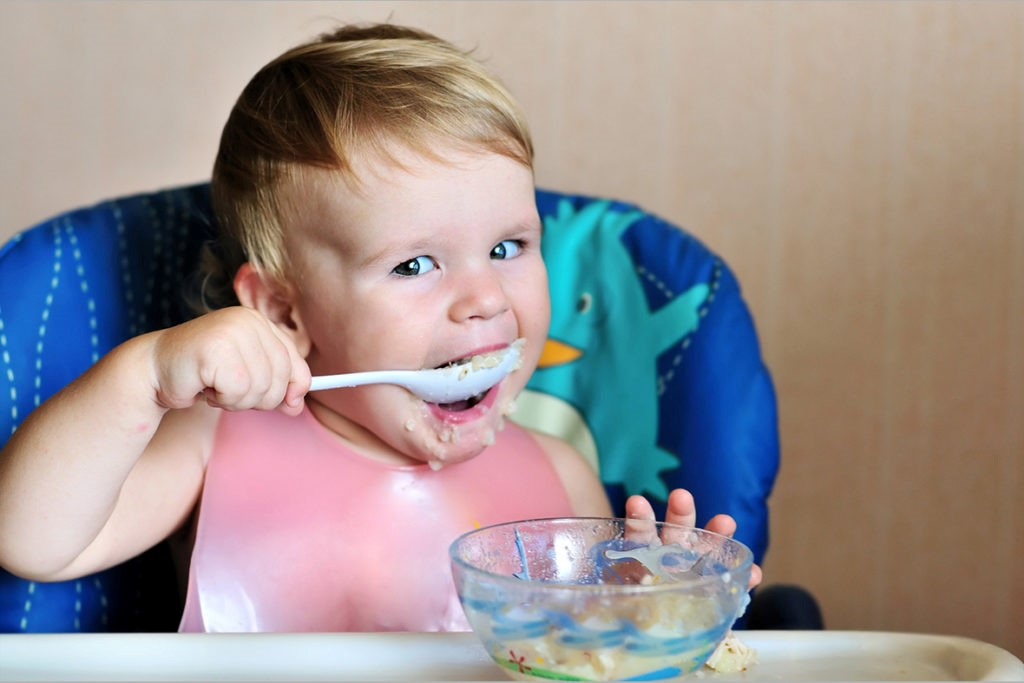 STAGE 3 BABY FOOD: WHEN IS YOUR BABY READY FOR THICKER SOLIDS?