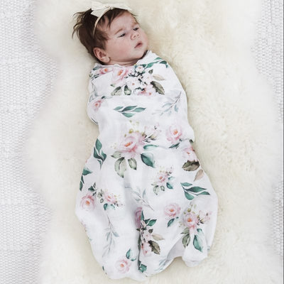 SNUGGLY MUSLIN WRAP