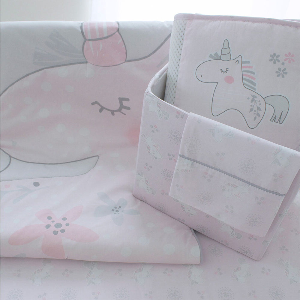 Unicorn 8 Piece Manchester Set