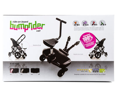 Bumprider Ride & Sit Skateboard