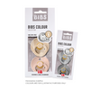 Bibs Dummies Twin Pack Size 1