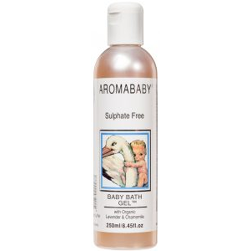 Aromababy Bath Gel 125ml