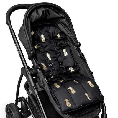 Outlook Get Foiled Cotton Pram Liner