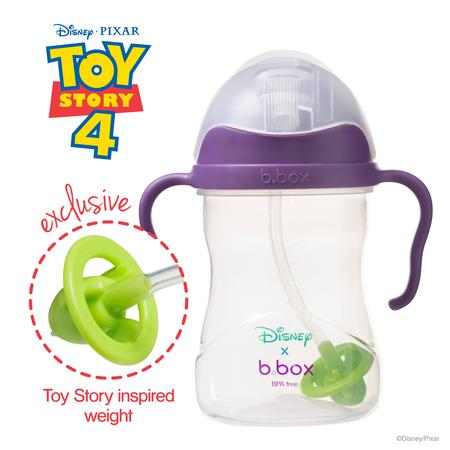 B Box Sippy Cup with Straw Disney