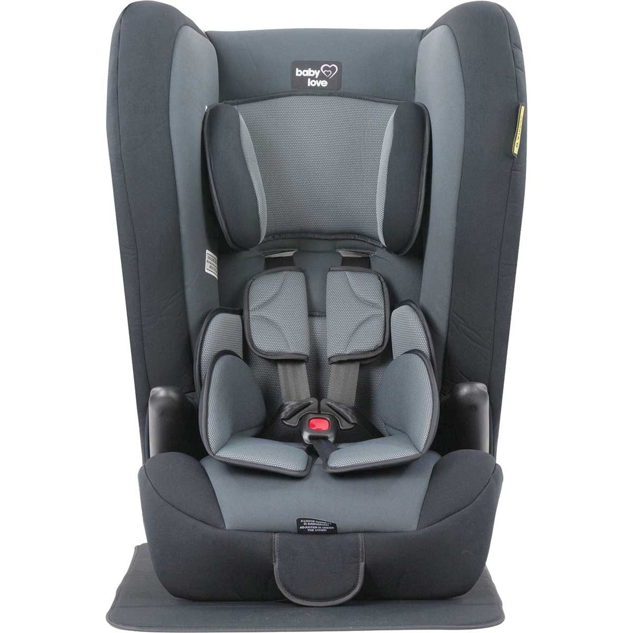 Baby Love Ezy Combo II Convertible Booster Seat