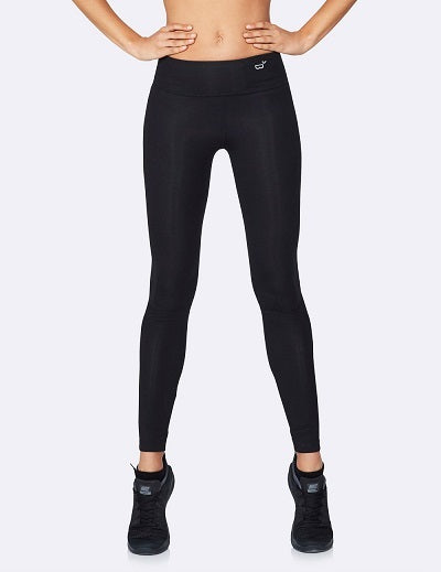 Bamboo Full  Length Active Gym Tights XLarge