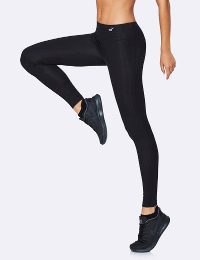 Bamboo Full  Length Active Gym Tights XSmall