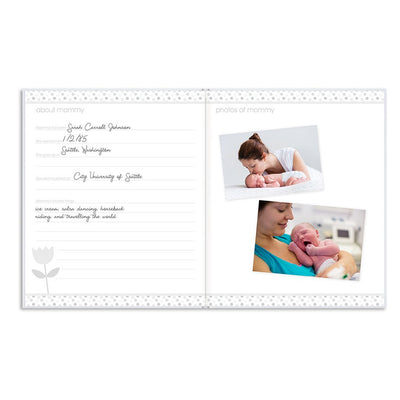 Pearhead Baby Journal